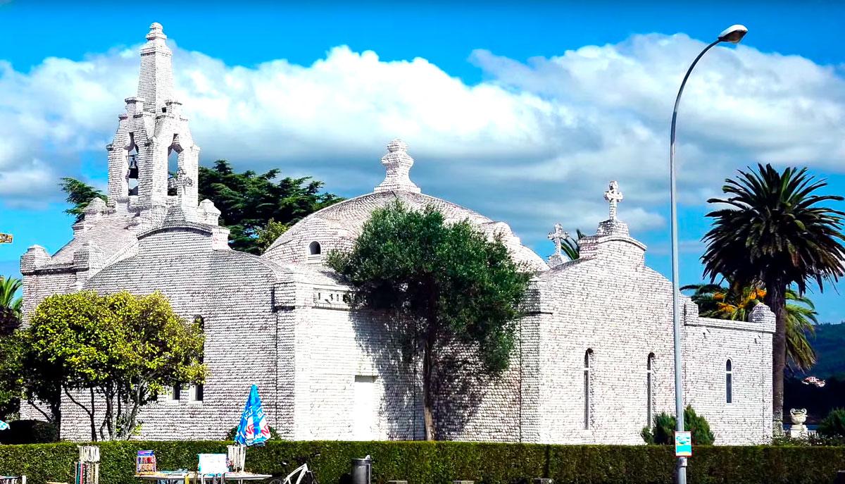 Ermita Isla Toja