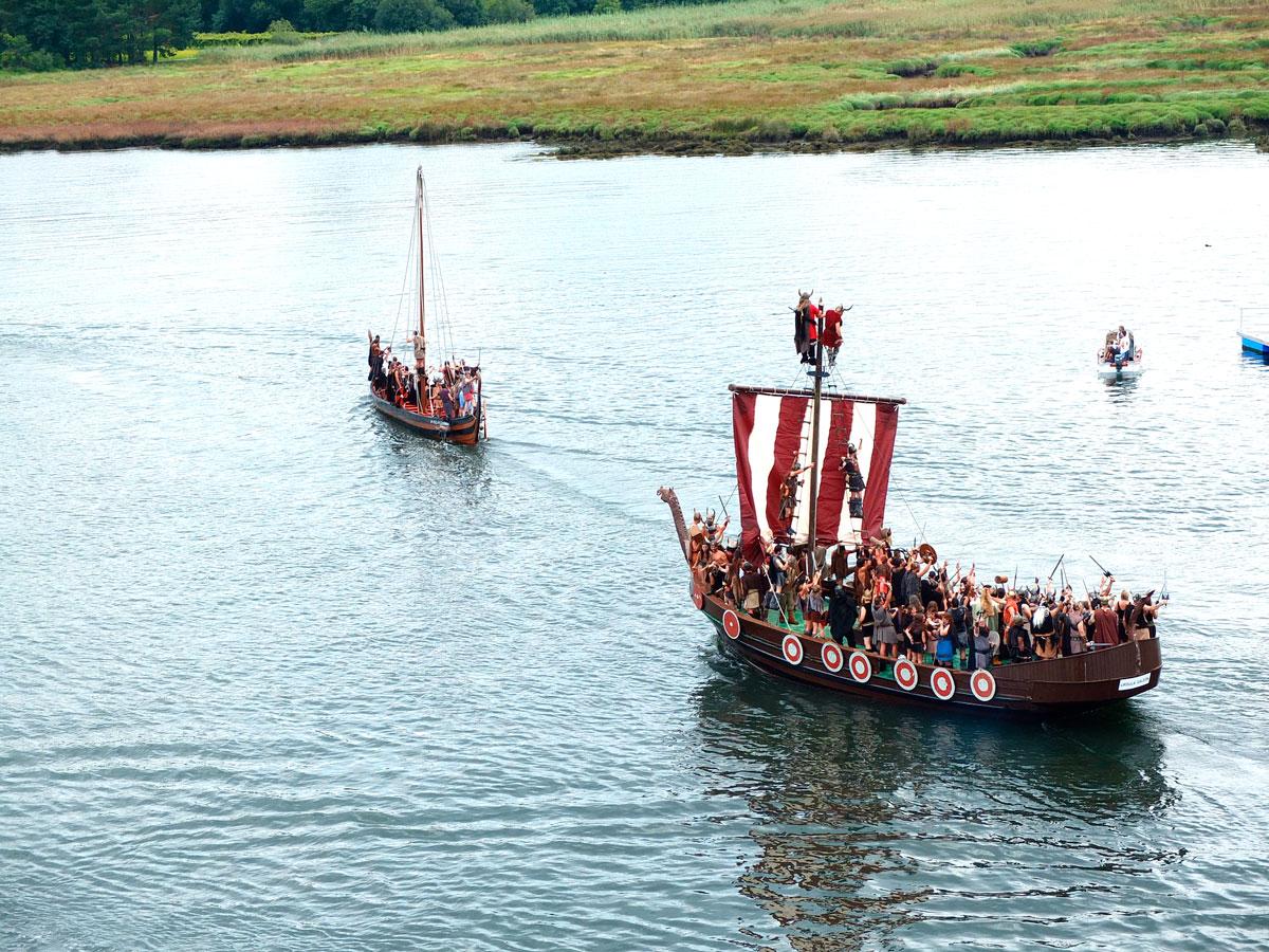 caoira vikingos