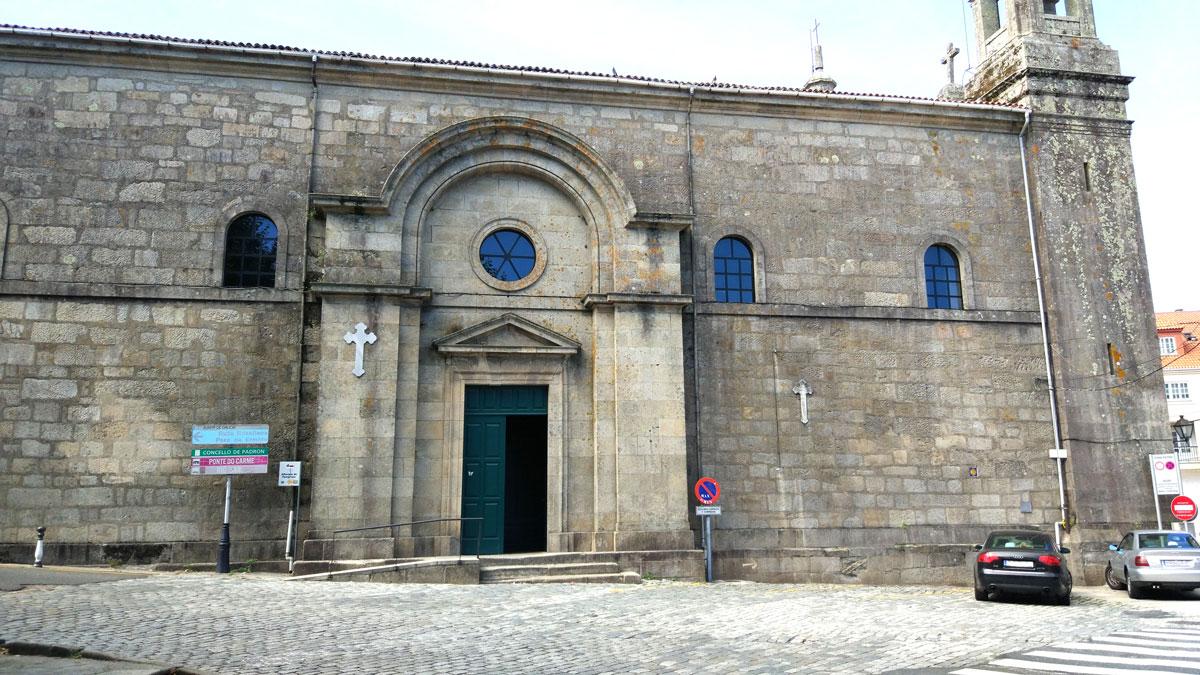 Iglesia Padrón